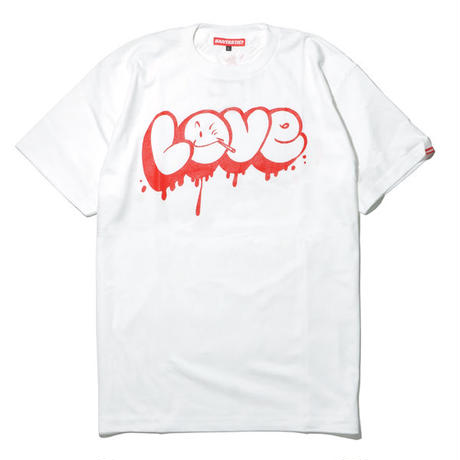 LOVE Tee [WHITE]