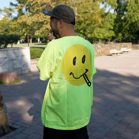 LOVE SMILE Tee[Yellow]