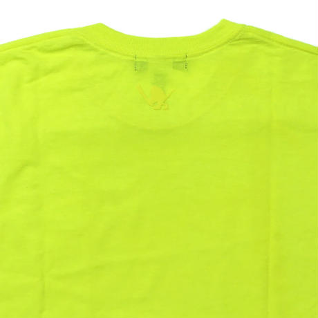 NECK BOX SARU Tee[NEON]