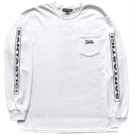 ART BOOK SARU L/S Tee