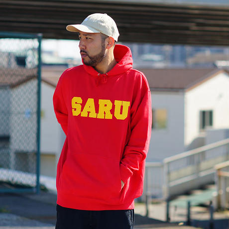 SARUパーカ【2020 New Color】 [RED]
