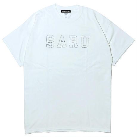 GLITTER SARU Tee[WHITE]