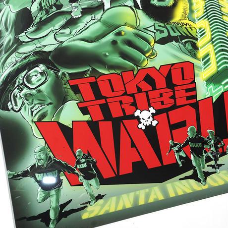 複製原画【TOKYO TRIBE WARU Pt.1】