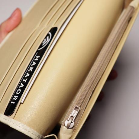 フローラル長財布
