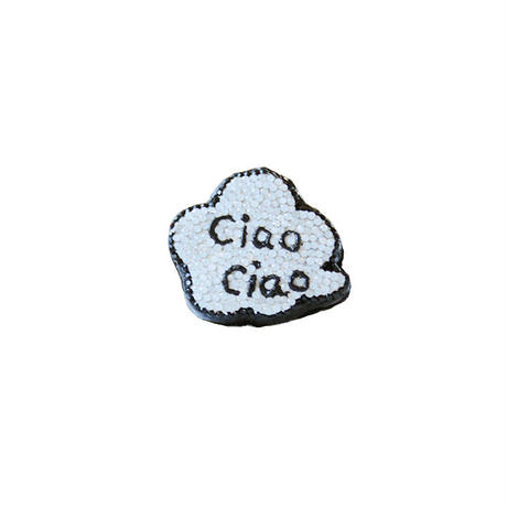 【PP3'】吹き出し_Ciao Ciao
