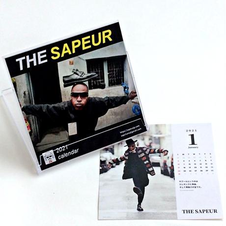 2021年サプールカレンダー(Yohjiさん x SAPEUR)