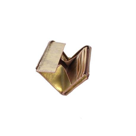 オープンL字ウォレット GOLD