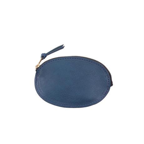 オーバルケース BLUE