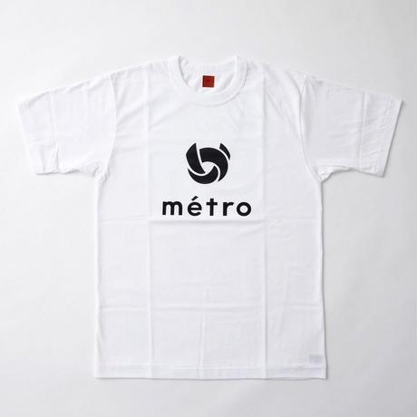 オリジナルロゴTシャツ(白)