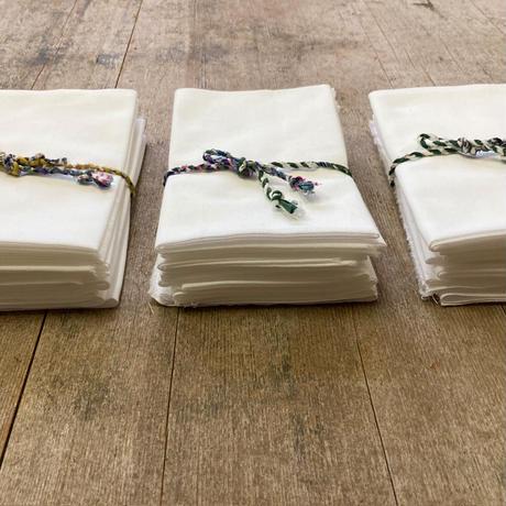 さらしのハギレ/ Fabric scrap box【Domestic Shipment Only】