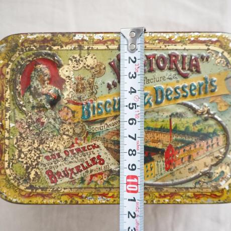 VictoriaManufacture de Biscuits et Desserts  Tin缶