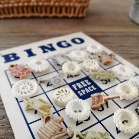 ボタンシート(BINGO)