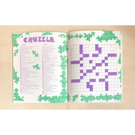 Crossword Puzzlers Book