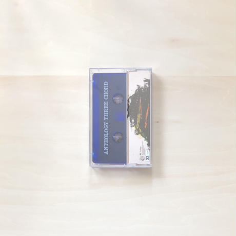 ANTHOLOGY THREE CHORD: NEW WORLD Cassette+ DL Code