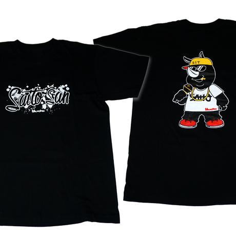 Saito Tシャツ(黒)
