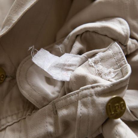 """60's """"Lee Westerner"""" Cotton Jacket"""