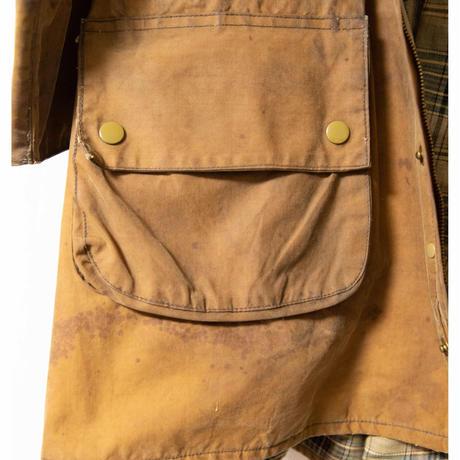 """Special  60's """"BARBOUR"""" Solway Zipper"""