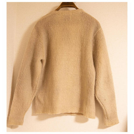 "60's ""Sportswear"" Mohair Cardigan"