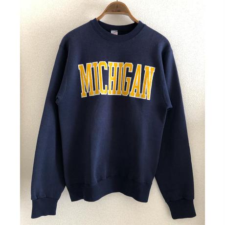 80'S Soffe Michigan College Sweat