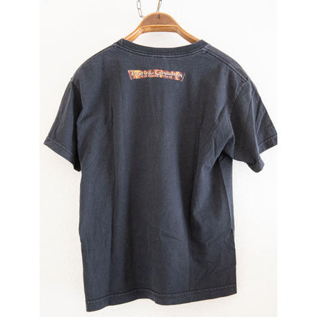 "00's ""Pirates Of Caribbean"" Print T-Shirt"