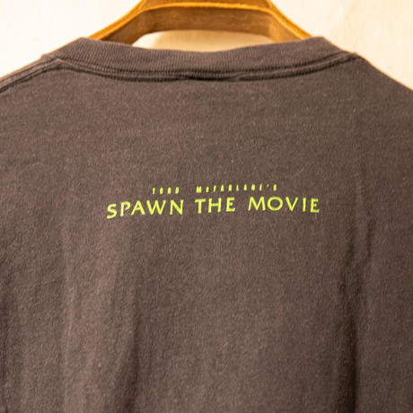 """90's DELTA """"SPAWN THE MOVIE"""" Vintage T-Shirt"""