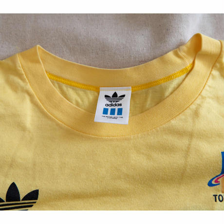 "90's""adidas"" m&m's T-shirt"