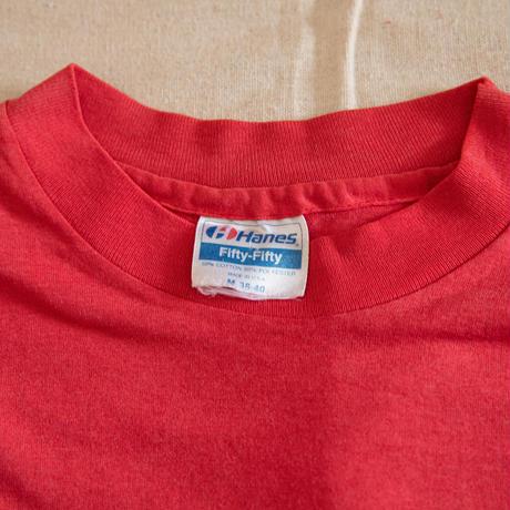 "80's""Olympics""Logo Print T-Shirt"