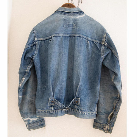 "40~50's ""LEVIS 506XX"" Denim Jacket"