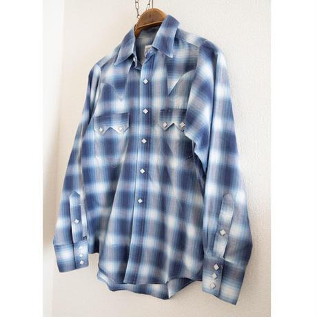 "80's ""ROCKMOUNT"" Western Shirt"