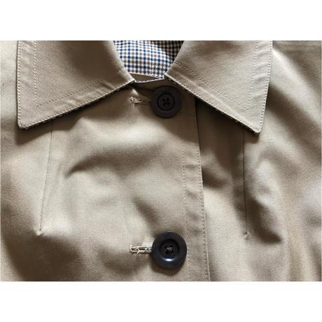 "70~80's ""Aquascutum"" Reversible Long Coat"