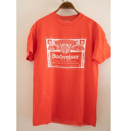 """80's """"Budweiser"""" Hanes Body T-Shirt"""