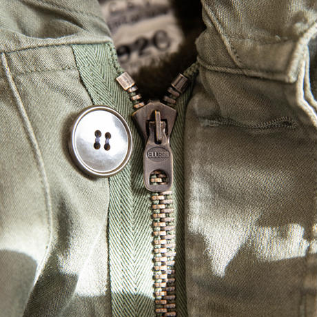 """70's """"French Military M-64""""  Mods Coat Parka"""