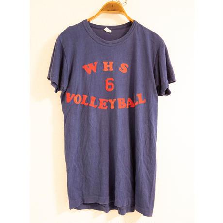 """80's """"SECO"""" Felt Emblem T-Shirt"""