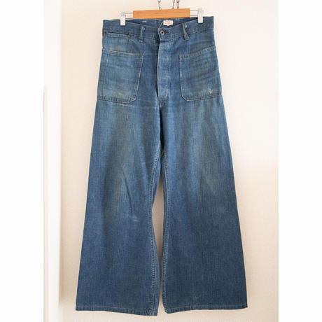 """Special 40's WW2""""Cone Deeptone Denim""""U.S NAVY Denim Pants"""