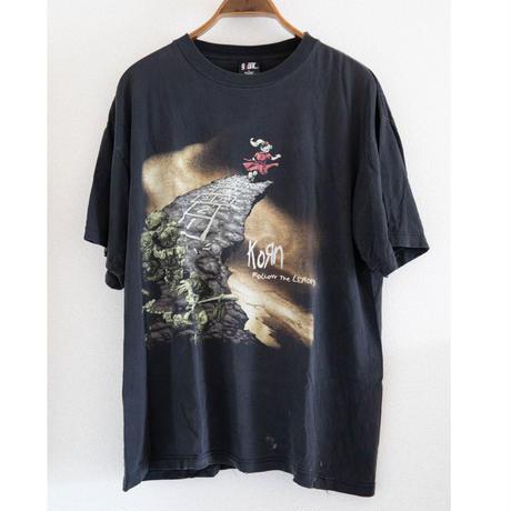 """90's """"KORN Follow The Leader"""" T-Shirt"""