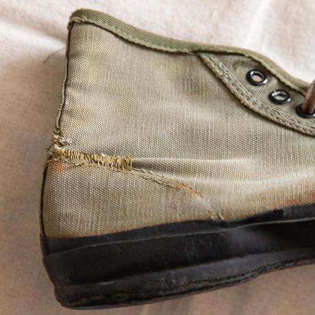 "1945s ""USMC"" Canvas Training Shoes"