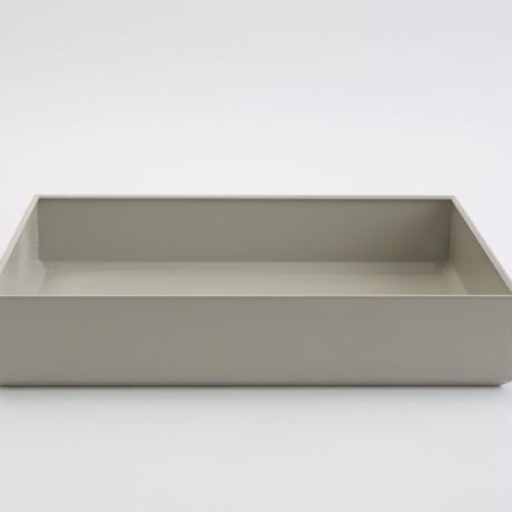Tray  M  (Middle Gray)