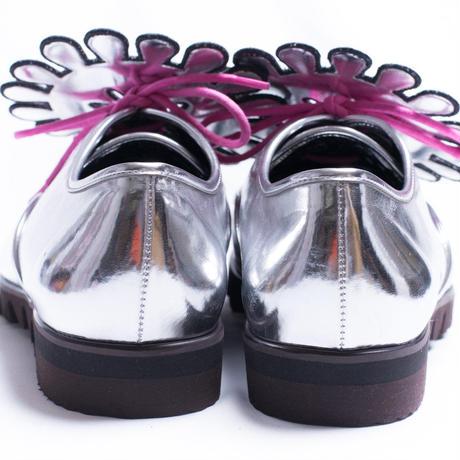 """""""MEXICAN (SILVER)"""" Satanicpornocultshop Shoes"""
