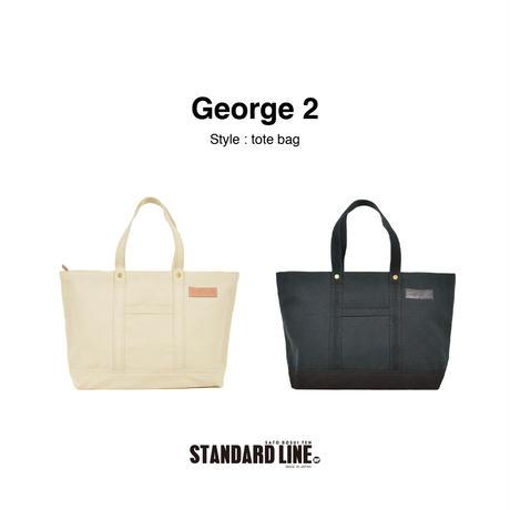 George 2 [4号帆布]