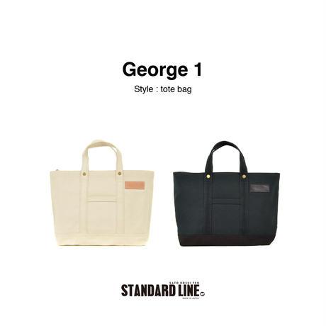 George 1 [4号帆布]