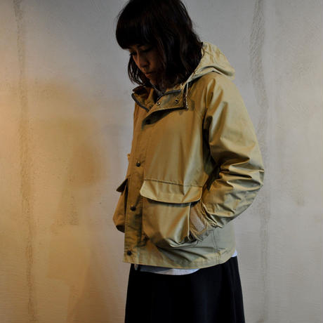 GIRL'S SHORT PARKA