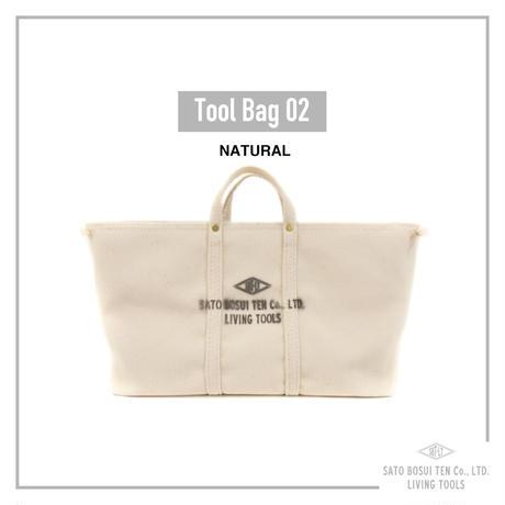 TOOL BAG 02<ツールバッグ 02> ※2号帆布使用