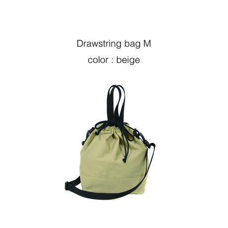Drawstring bag M