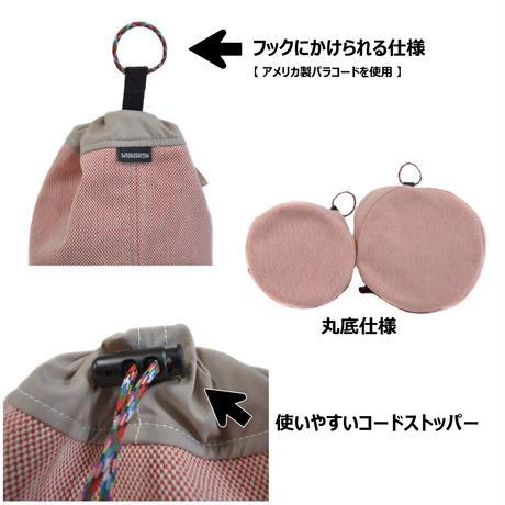 SLIPPERS (スリッパーズ)  [上履きなどを入れる袋]
