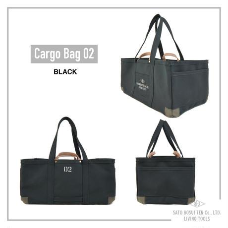 CARGO BAG 02 <カーゴバッグ 02> ※2号帆布使用
