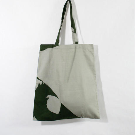 "TOTE BAG ""Bird Khaki"""