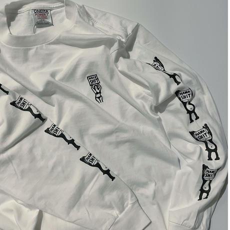 [HAMA SHIT]Long Sleeve T-Shirt