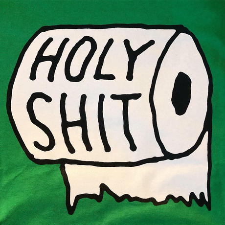 HOLY ROLL T-Shirt / KELLY