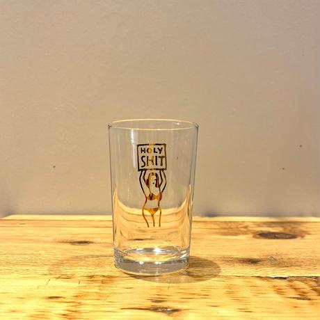 HOLYちゃんビールグラス