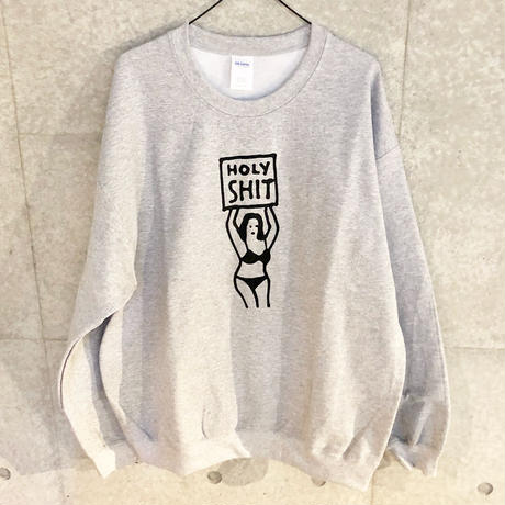 HOLYちゃん Crew Neck Sweat #1